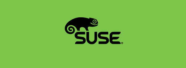 SUSE Manager on green background