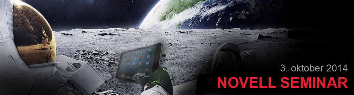 Astronaut on moon looking at ipad