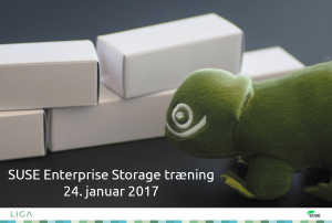 SUSE Enterprise Storage 24 januar 2017