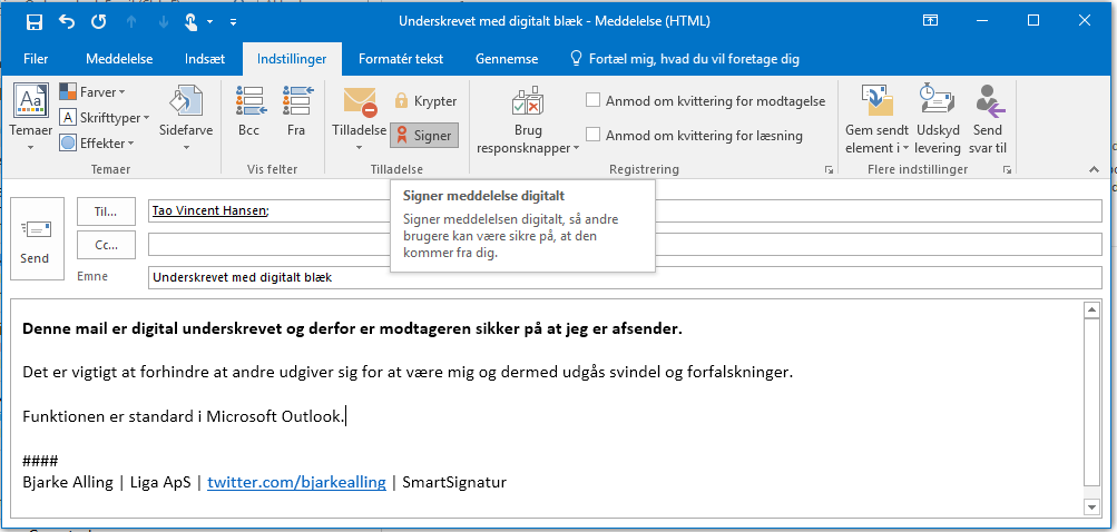 how to ask for read receipt in outlook 2016