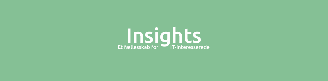 Insights Liga. Viden om IT og IT events.
