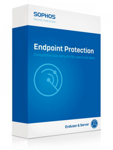Sophos Endpoint Protection Advanced.
