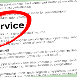 Sælg it-services frem for produkter.
