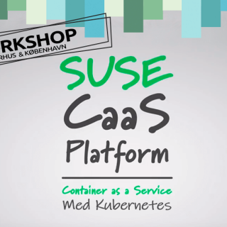 SUSE CaaS Workshop with Kubernetes