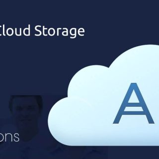 Acronis Cloud Storage promotion