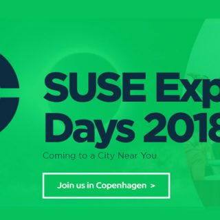SUSE expert days Stockholm and Copenhagen