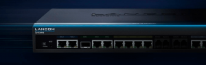 LANCOM Systems router.