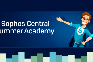 Sophos Central Summer Academy.