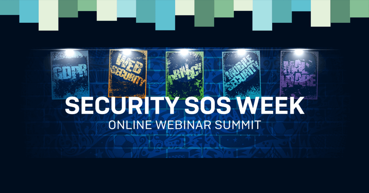 Sophos Security SOS week