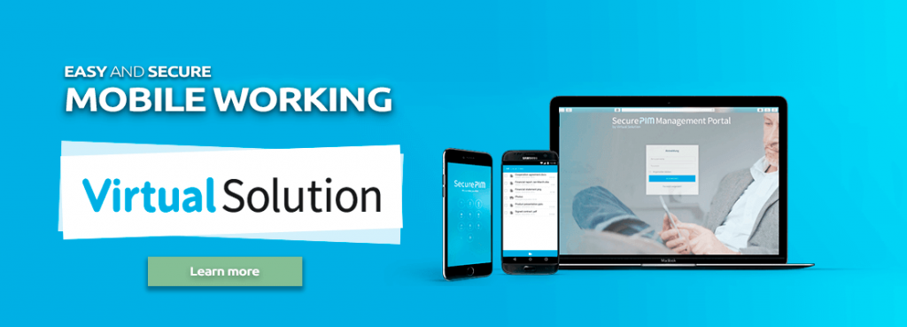 Virtual Solution - Mobile working.
