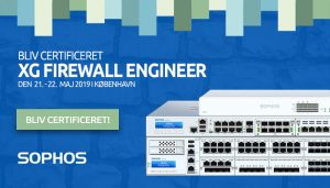 Liga Sophos XG Firewall Engineer Training