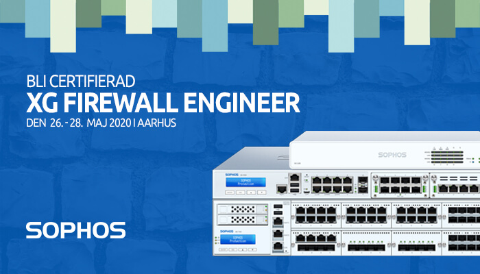 Sophos XG Firewall engineer training