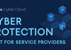 Acronis Cyber Cloud Promotion.