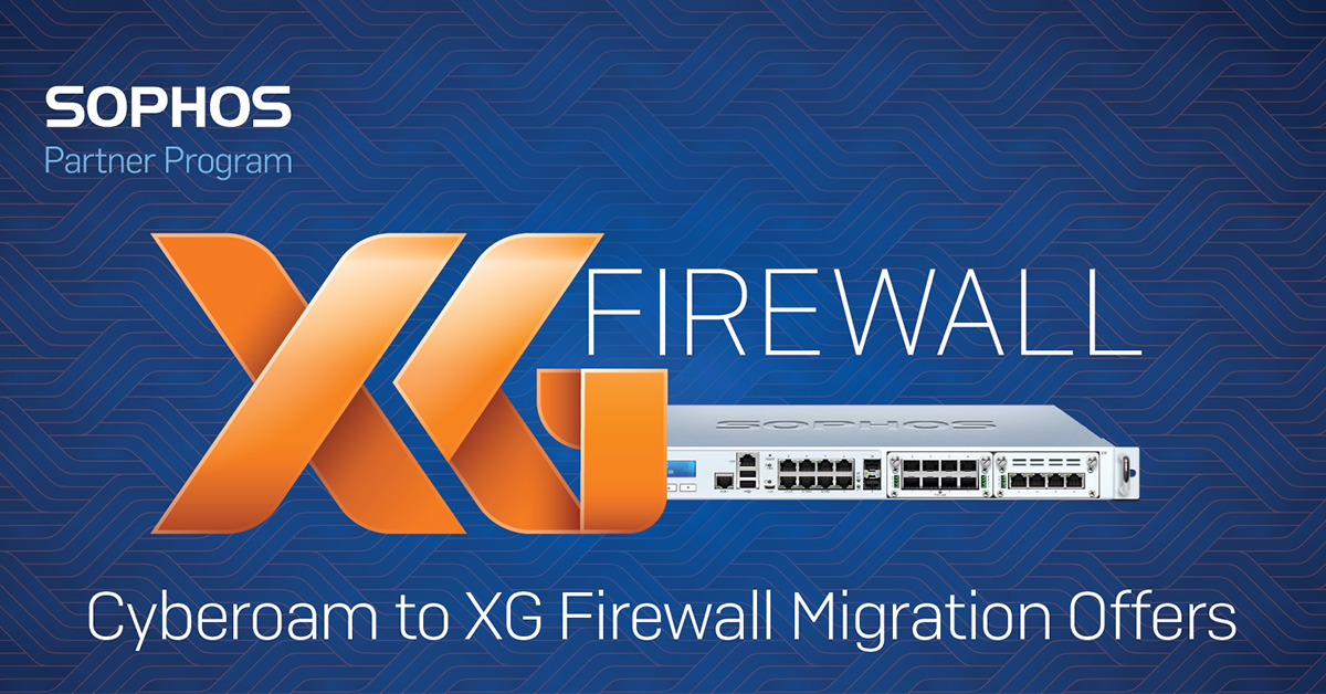 cyberroam to xg firewall offer