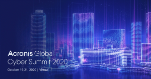 acronis summit 2020
