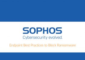 Endpoint Best Practices to Block Ransomware
