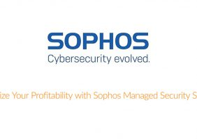 Maximize Your Profitability with Sophos Managed Security Services