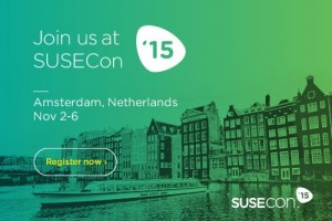 SUSECon 2015 join us